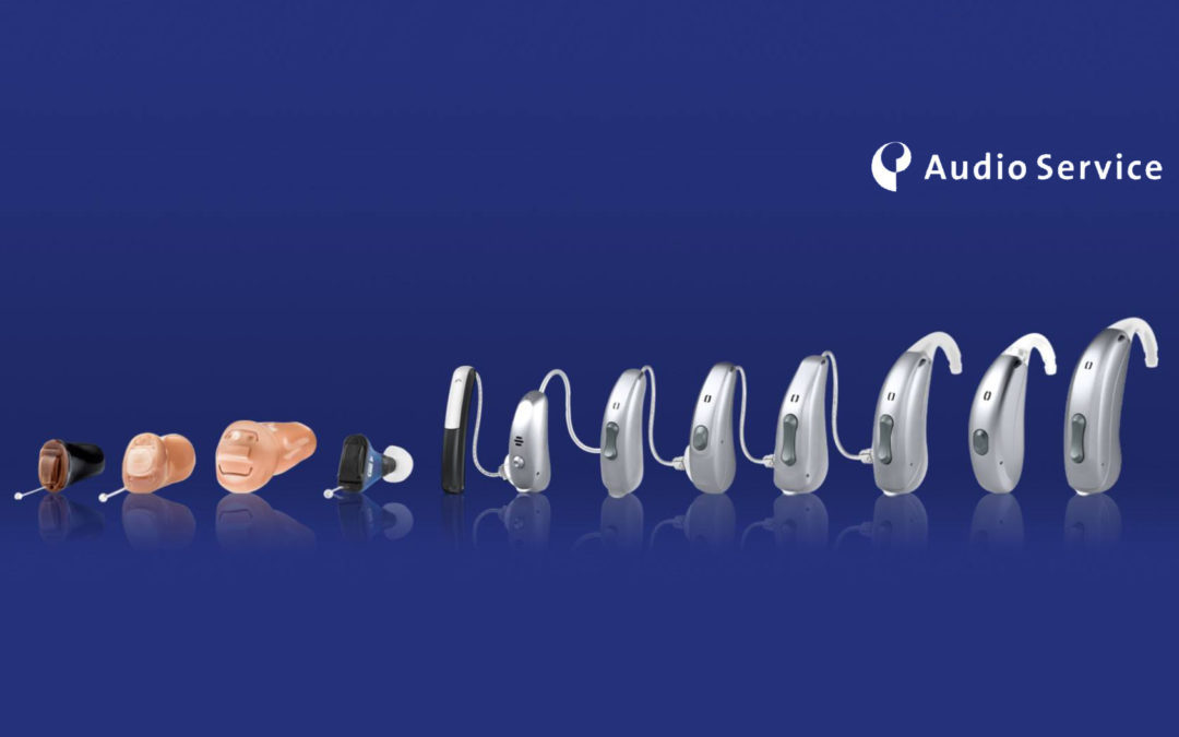 Soluțiile Audio Service pentru pierderea auzului