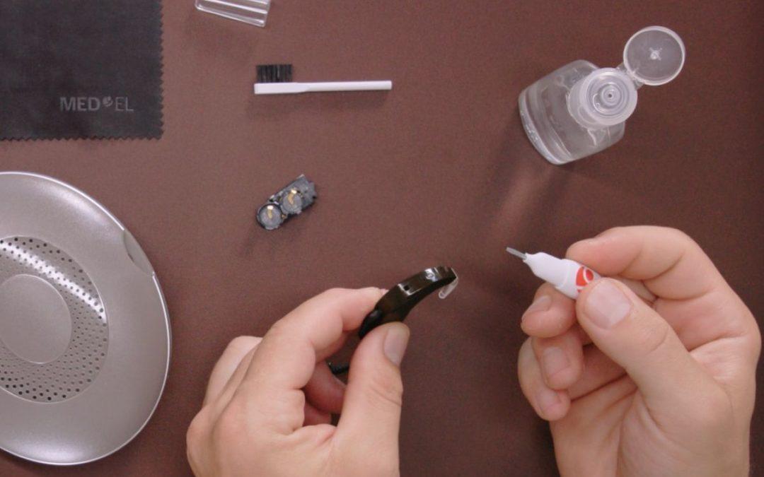 Curățarea procesorului audio: îndrumări speciale legate de COVID-19