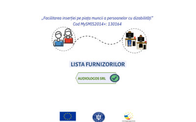 Aparate auditive decontate pentru persoanele cu dizabilități