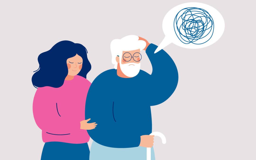 Pierderile simultane de auz și de vedere pot dubla riscul apariției demenței